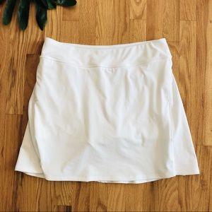 Ralph Lauren Polo Golf Tennis Skort Skirt Large